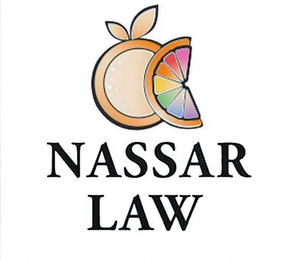 mark for NASSAR LAW, trademark #85884338