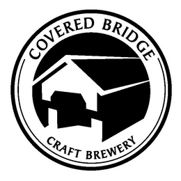 mark for COVERED BRIDGE CRAFT BREWERY, trademark #85884434