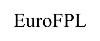 mark for EUROFPL, trademark #85884454