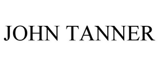 mark for JOHN TANNER, trademark #85884519