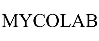 mark for MYCOLAB, trademark #85884690