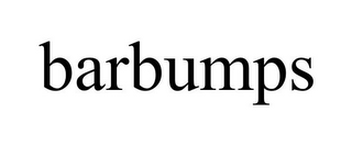 mark for BARBUMPS, trademark #85884800