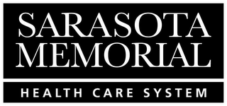 mark for SARASOTA MEMORIAL HEALTH CARE SYSTEM, trademark #85884952