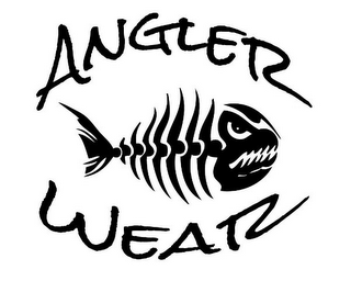 mark for ANGLER WEAR, trademark #85885022