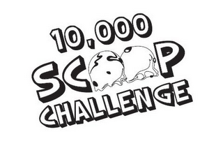 mark for 10,000 SCP CHALLENGE, trademark #85885238