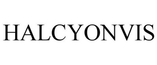 mark for HALCYONVIS, trademark #85885494