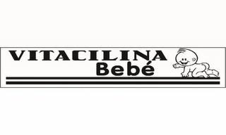 mark for VITACILINA BEBÉ, trademark #85885496