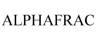 mark for ALPHAFRAC, trademark #85885546