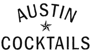 mark for AUSTIN COCKTAILS, trademark #85885564