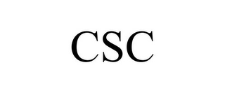 mark for CSC, trademark #85885653