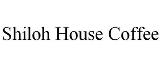 mark for SHILOH HOUSE COFFEE, trademark #85886521