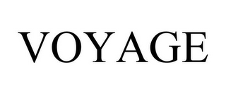 mark for VOYAGE, trademark #85886588