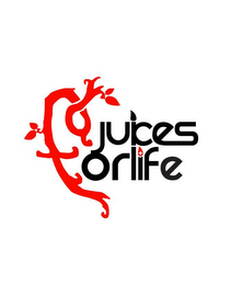 mark for JUICES FOR LIFE, trademark #85886706