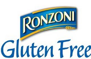 mark for RONZONI GLUTEN FREE, trademark #85887366