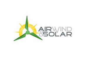 mark for AIR WIND & SOLAR, trademark #85887587