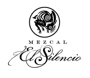 mark for MEZCAL EL SILENCIO MES, trademark #85887760
