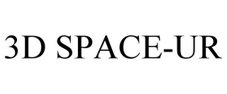 mark for 3D SPACE-UR, trademark #85887808
