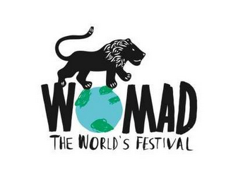 mark for WOMAD THE WORLD'S FESTIVAL, trademark #85887958