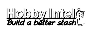 mark for HOBBY INTEL BUILD A BETTER STASH, trademark #85888506