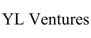 mark for YL VENTURES, trademark #85888961