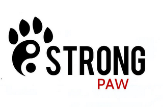 mark for STRONG PAW, trademark #85889116