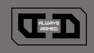 mark for ALWAYS ARMED, trademark #85889132