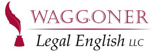 mark for WAGGONER LEGAL ENGLISH LLC, trademark #85889369