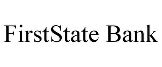 mark for FIRSTSTATE BANK, trademark #85889496