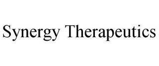 mark for SYNERGY THERAPEUTICS, trademark #85889521