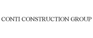 mark for CONTI CONSTRUCTION GROUP, trademark #85889895