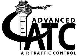 mark for ADVANCED ATC AIR TRAFFIC CONTROL, trademark #85890046