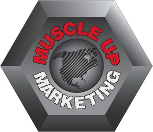 mark for MUSCLE UP MARKETING, trademark #85890594