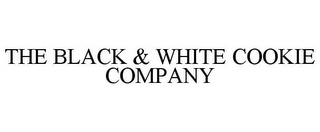 mark for THE BLACK & WHITE COOKIE COMPANY, trademark #85890832