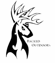 mark for RACKED OUTDOORS, trademark #85891108
