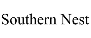 mark for SOUTHERN NEST, trademark #85891128
