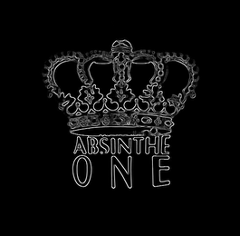 mark for ABSINTHE O N E, trademark #85891239