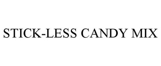 mark for STICK-LESS CANDY MIX, trademark #85891576