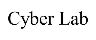 mark for CYBER LAB, trademark #85891848