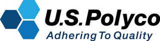 mark for U.S. POLYCO ADHERING TO QUALITY, trademark #85891856