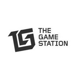 mark for TGS THE GAME STATION, trademark #85891921