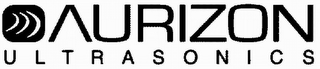 mark for AURIZON ULTRASONICS, trademark #85892022