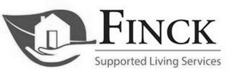 mark for FINCK SUPPORTED LIVING SERVICES, trademark #85892212
