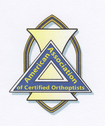 mark for AMERICAN ASSOCATION OF CERTIFIED ORTHOPTISTS, trademark #85892324