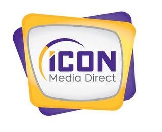 mark for ICON MEDIA DIRECT, trademark #85892335