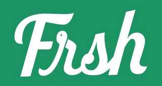 mark for FRSH, trademark #85892360