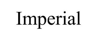 mark for IMPERIAL, trademark #85892912