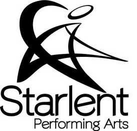 mark for STARLENT PERFORMING ARTS, trademark #85893100
