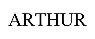 mark for ARTHUR, trademark #85893557