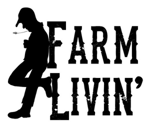 mark for FARM LIVIN', trademark #85893677