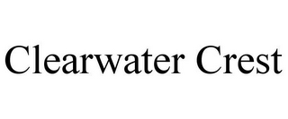 mark for CLEARWATER CREST, trademark #85893858